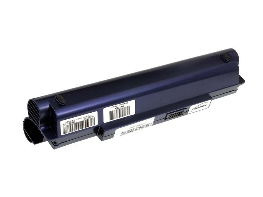 Acumulator compatibil Samsung Netbook NC20-KA01 7200mAh albastru cu celule Samsung