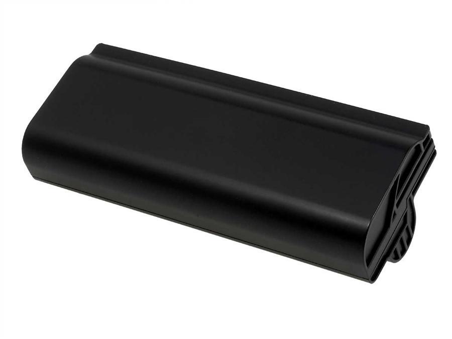 Acumulator compatibil Asus Eee PC 4G Surf 10400mAh negru cu celule Samsung