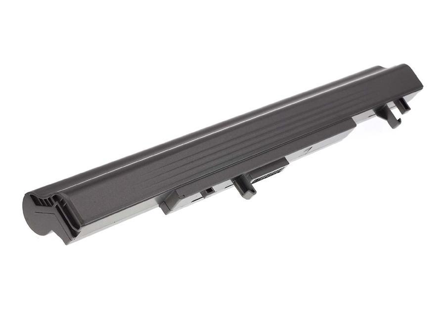 Acumulator compatibil Asus W3J Gri metalizat 4400mAh