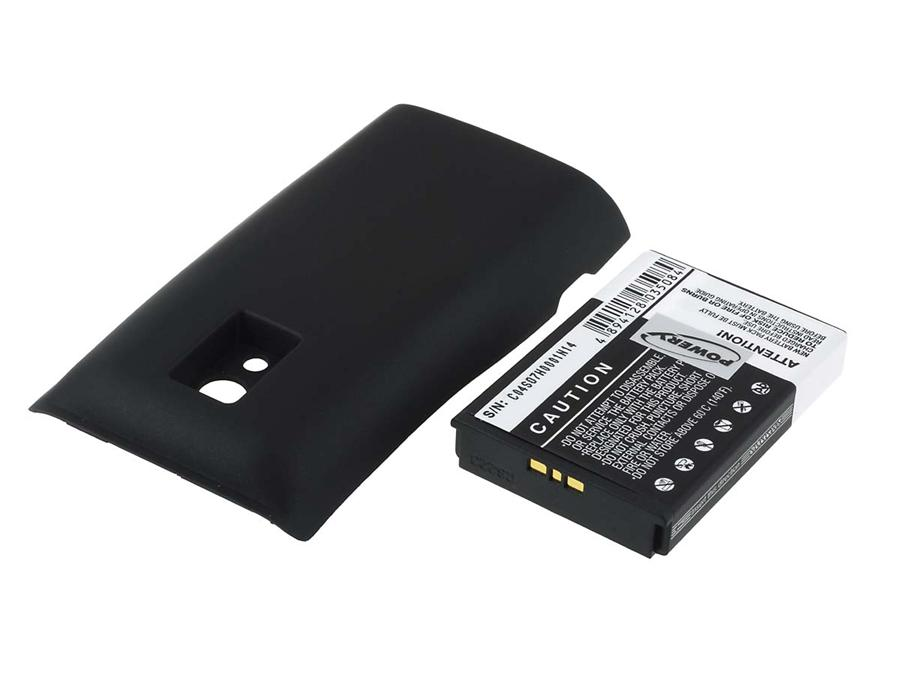 Acumulator compatibil Sony Ericsson Xperia X10/ model BST-41 2600mAh