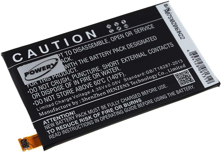 Acumulator compatibil Sony Ericsson Xperia E4 / model LIS1574ERPC