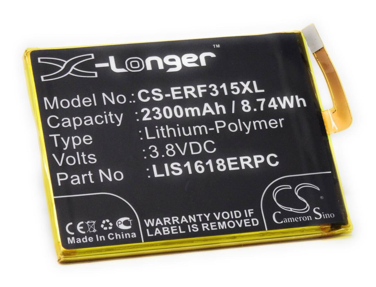 Acumulator compatibil Sony model 1298-9239