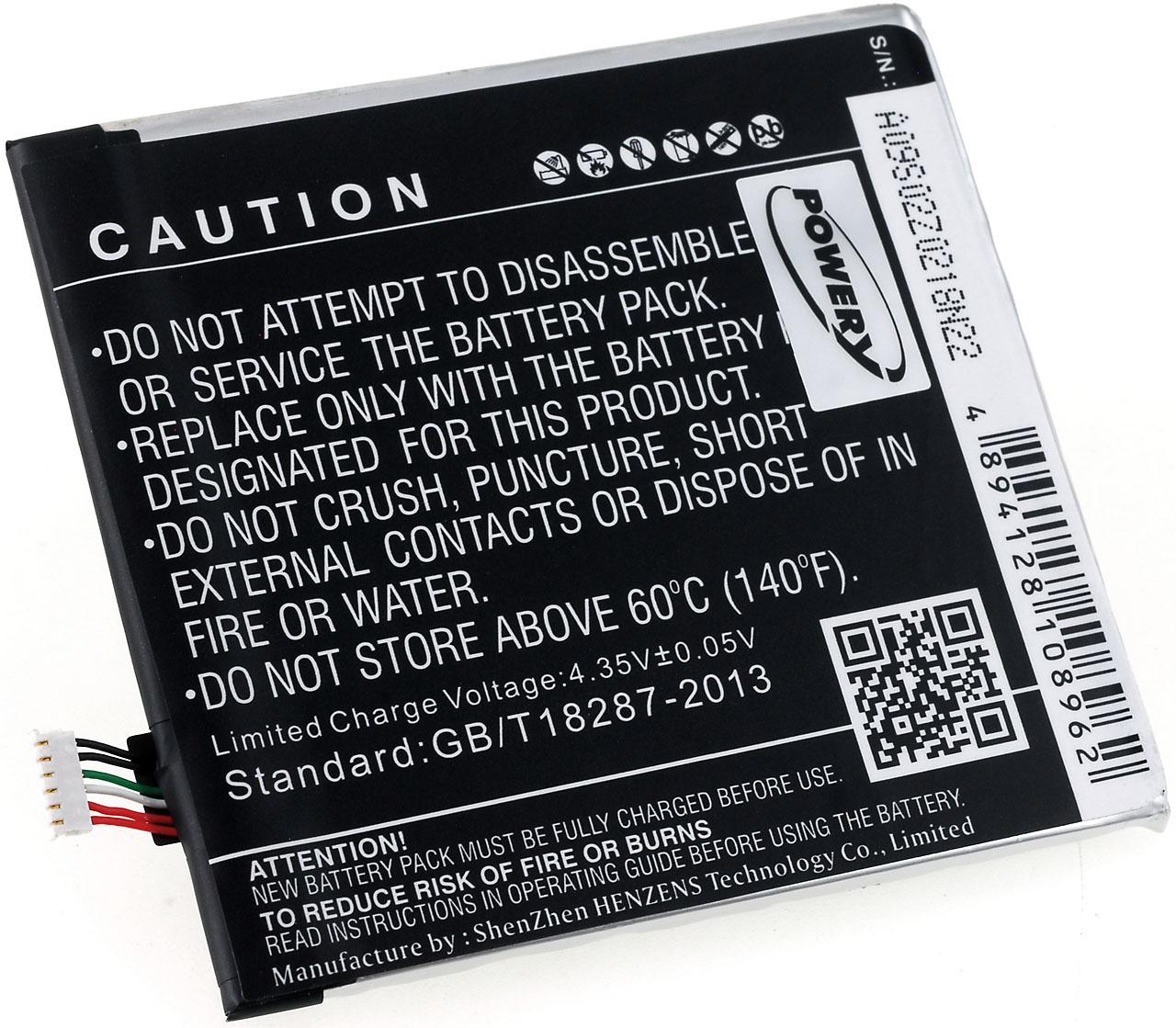 Acumulator compatibil HTC model 35H00232-01M