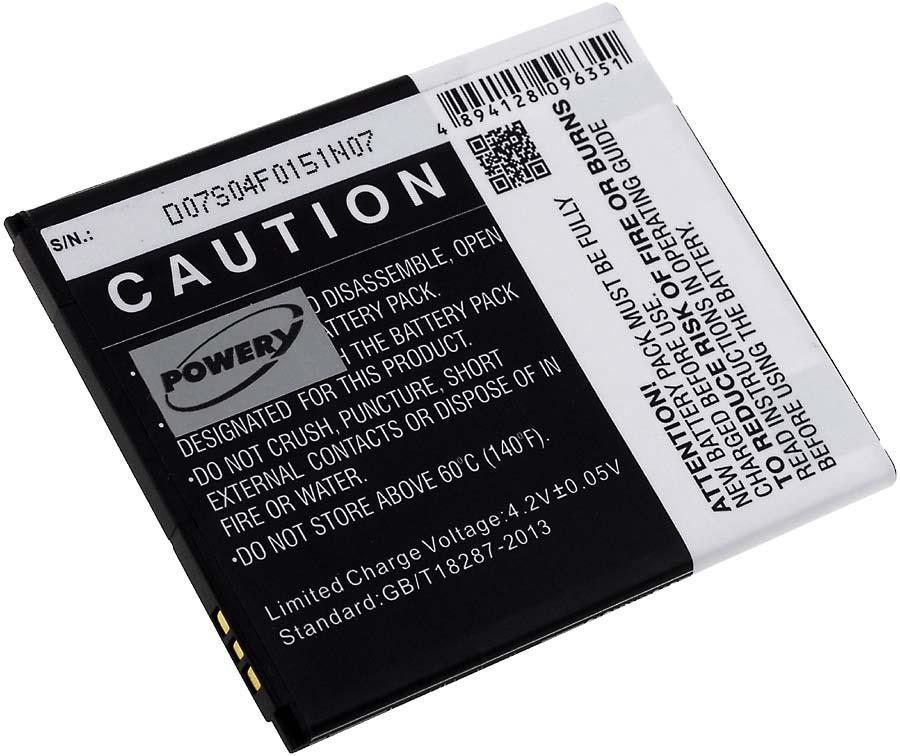 Acumulator compatibil Prestigio Multiphone 5501 Duo / model PAP5501