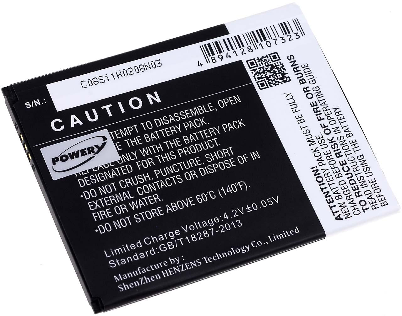 Acumulator compatibil Prestigio Multiphone 7600 Duo
