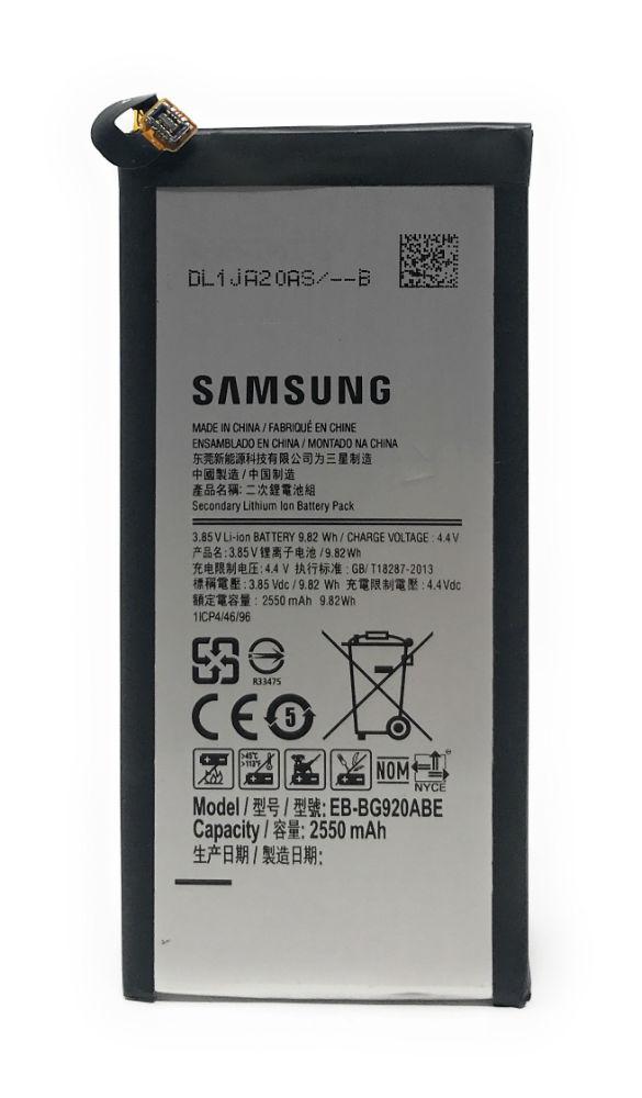 Acumulator original Samsung SM-G920D