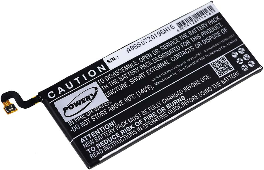 Acumulator compatibil Samsung SM-G930F