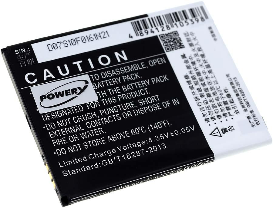 Acumulator compatibil Zopo ZP530 / model BT570