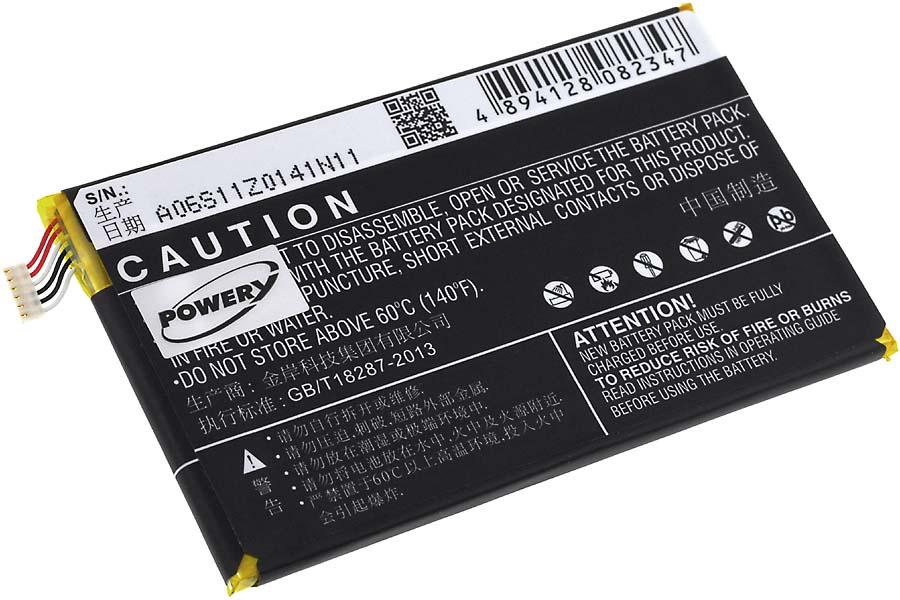 Acumulator compatibil Alcatel One Touch 8020 / model TLp034B2
