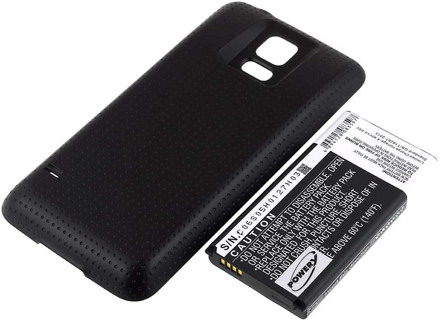 Acumulator compatibil Samsung SM-G900A 5600mAh