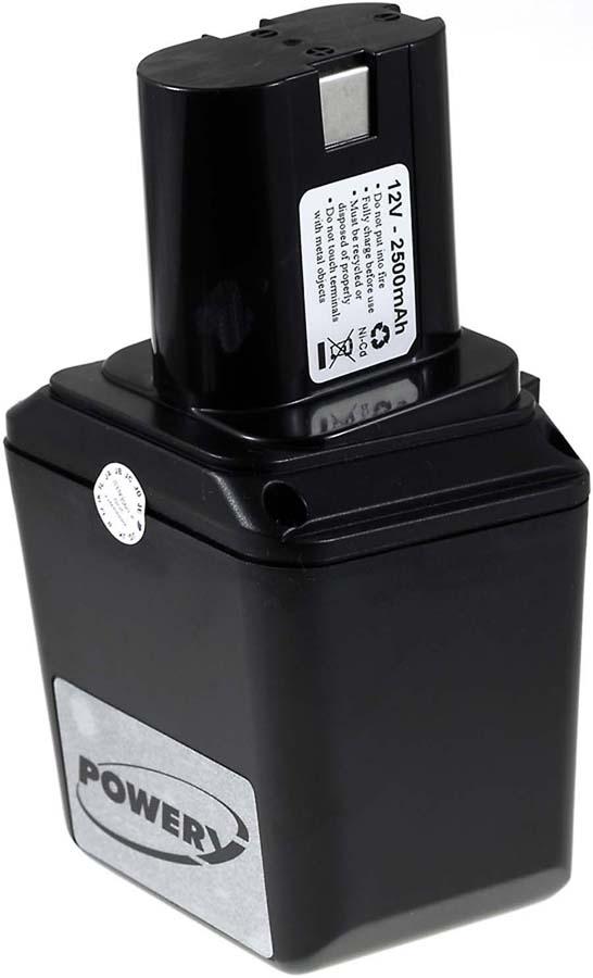 Acumulator compatibil Bosch model 2607335021 NiMH Knolle
