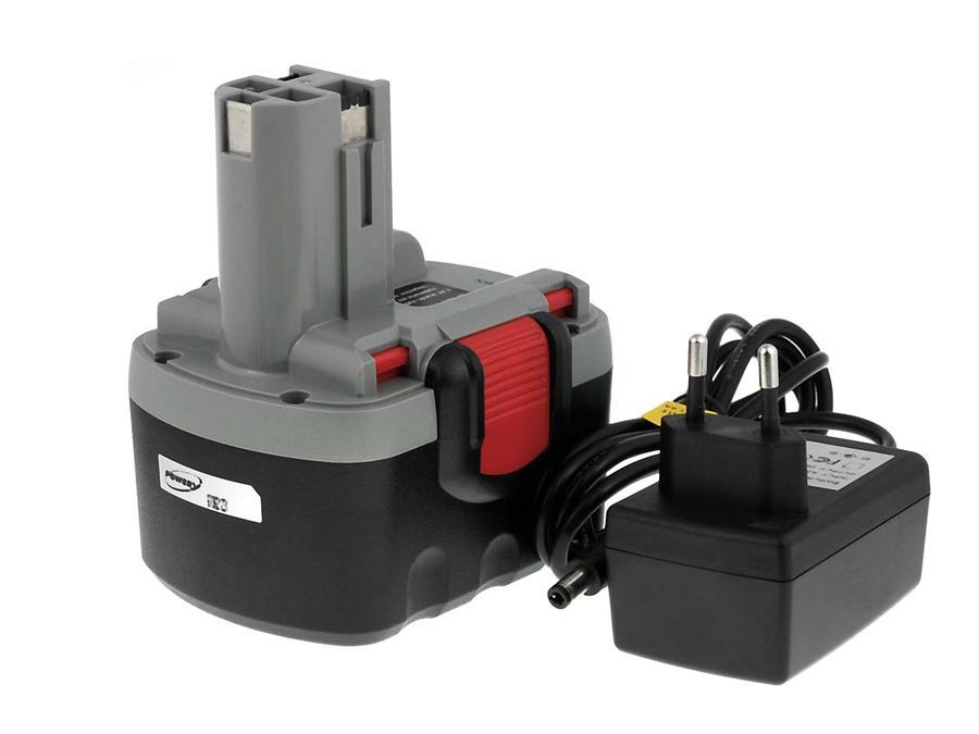 Acumulator compatibil Bosch model 2607335275 O-Pack Li-Ion + incarcator