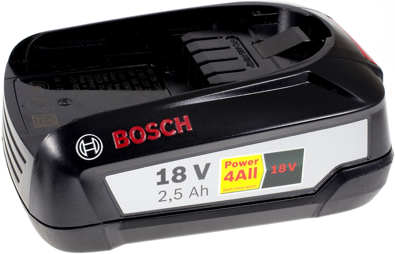 Acumulator original Bosch model 2 607 336 040 2500mAh