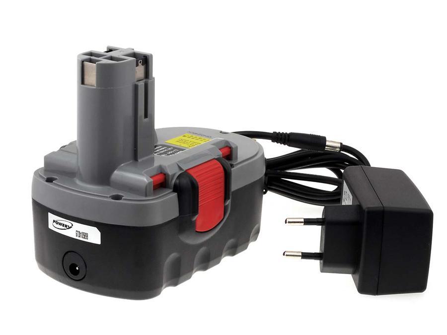 Acumulator compatibil Bosch model 2607335560 O-Pack Li-Ion + incarcator