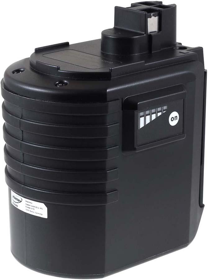 Acumulator compatibil BTI Profiline BHE 24VRE 3000mAh NiMH plat (model nou)
