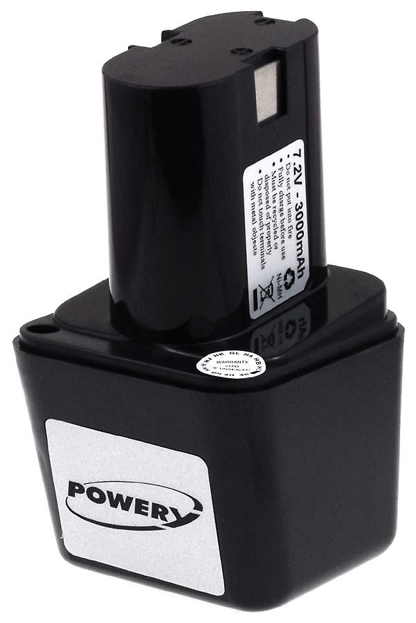 Acumulator compatibil Bosch Knolle 7,2V 3000mAh NiMH