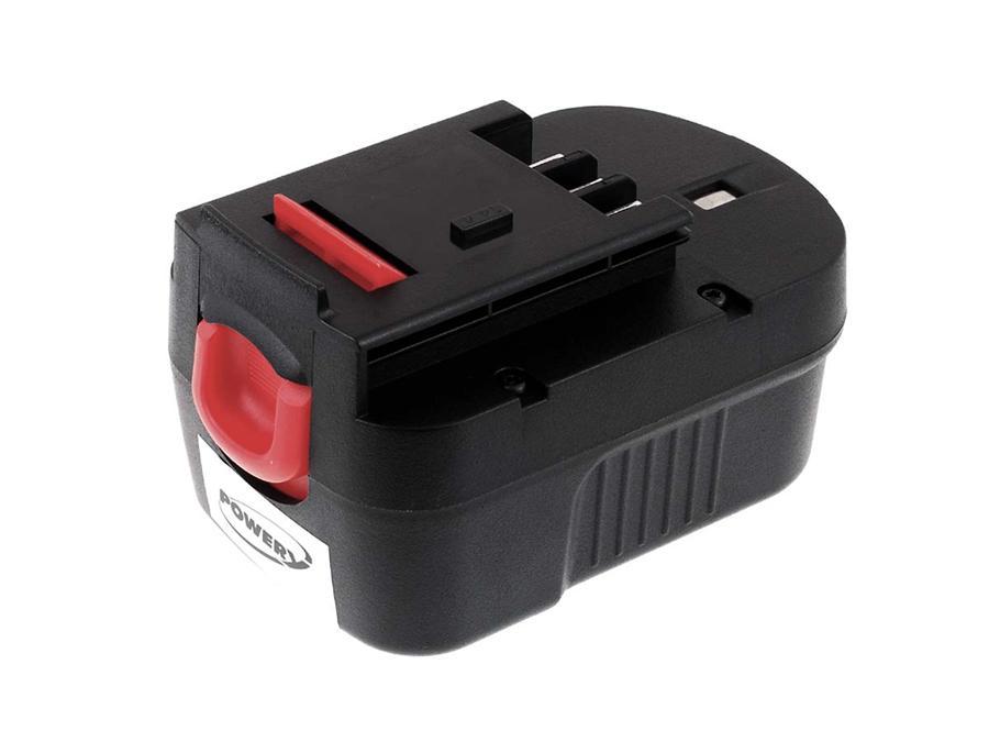 Acumulator compatibil Black & Decker model FS140BX 2000mAh