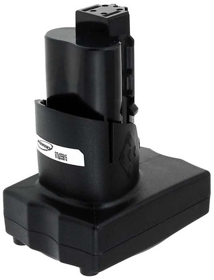 Acumulator compatibil Milwaukee C12 D