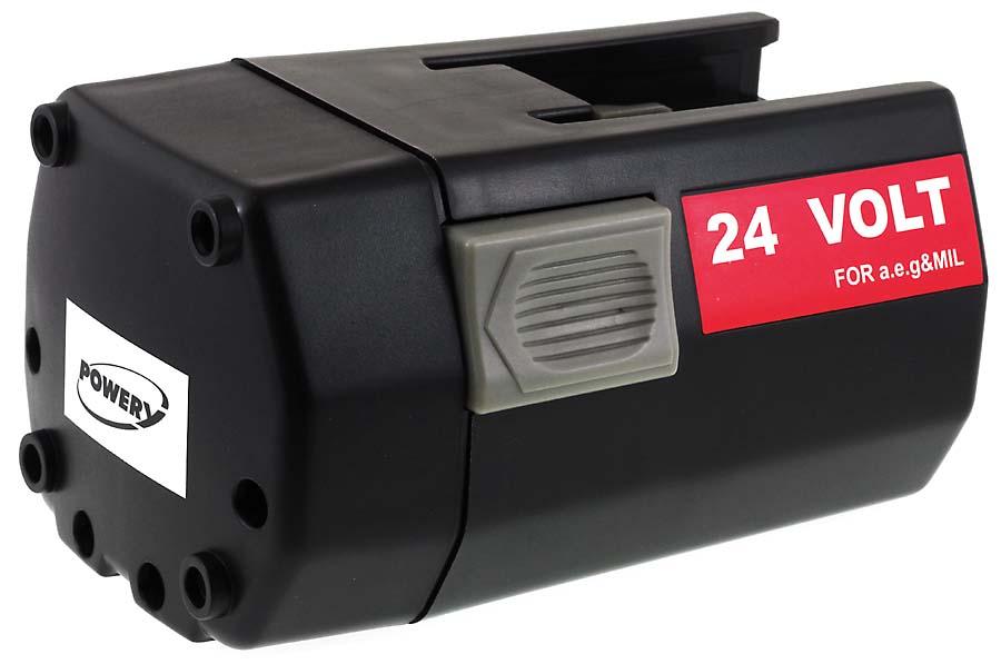 Acumulator compatibil AEG BXS24 / BXL24 NiMH