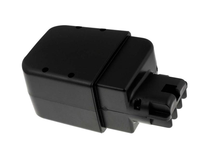 Acumulator compatibil Metabo Hs A 8043 (contacte plate) 3000mAh