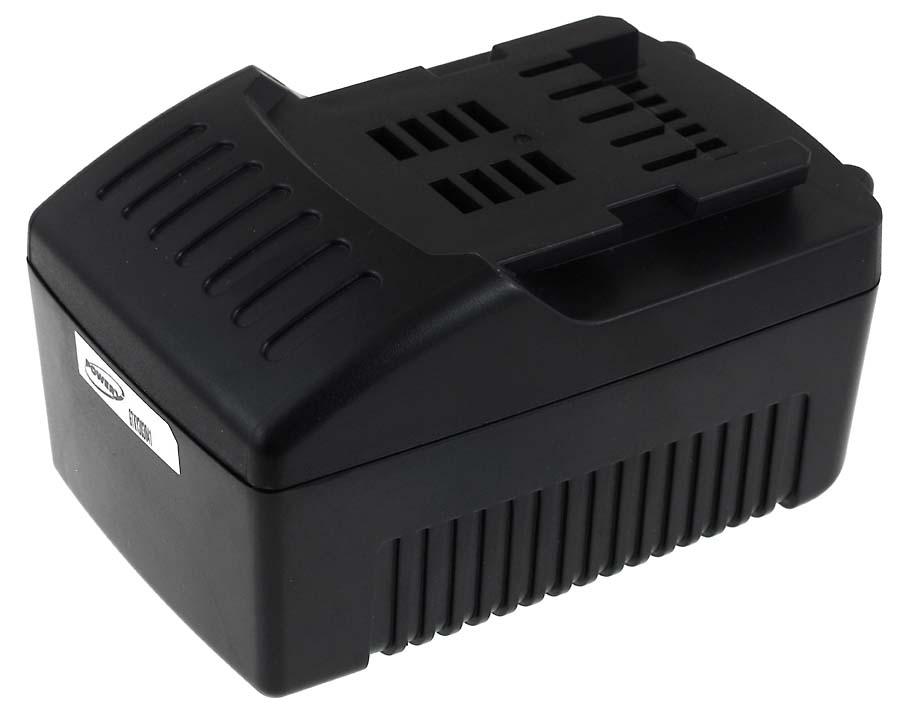 Acumulator compatibil Metabo BS 18 LTX Impuls 4000mAh
