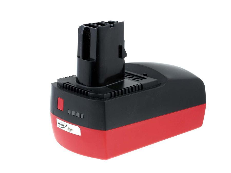 Acumulator compatibil Metabo BSZ18 Impuls