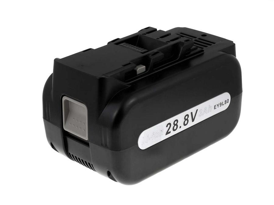 Acumulator compatibil Panasonic EY7880LN2S