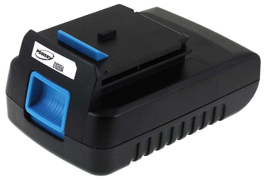 Acumulator compatibil Black & Decker GPC1800L 2000mAh