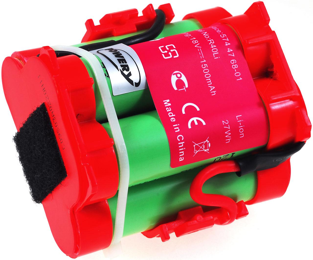 Acumulator compatibil Gardena model 574 47 68-01