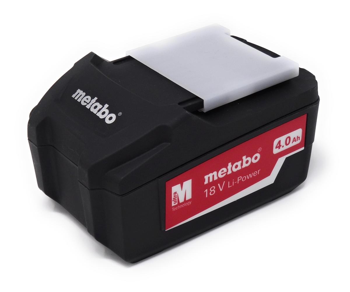 Acumulator original Metabo 18V Li-Ion Ultra-M 4,0Ah 625591000 ESCP