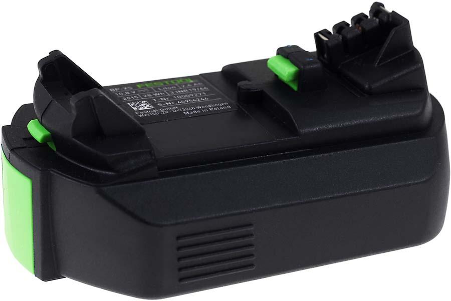 Acumulator original Festool CXS versiune noua