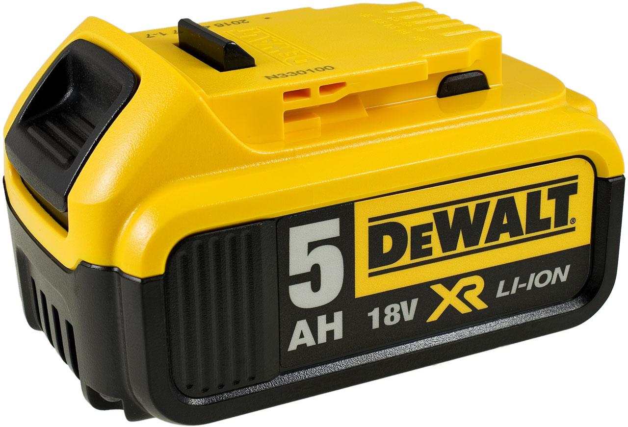 Acumulator original Dewalt model DCB184X2 18V 5,0Ah Li-Ion