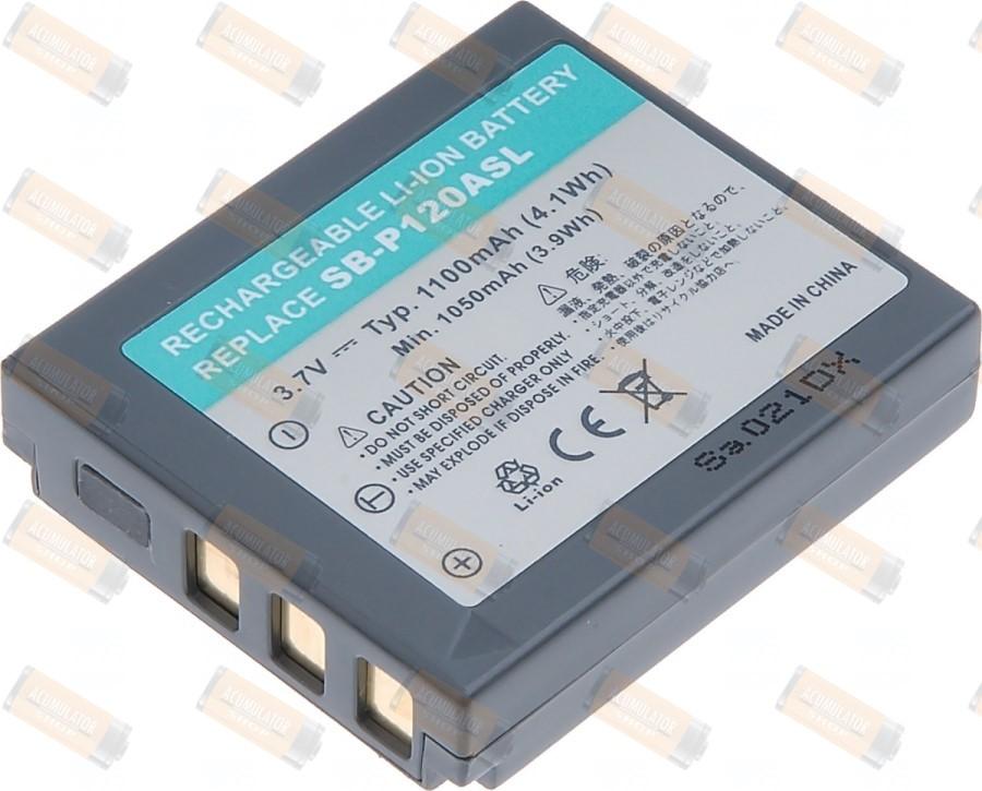 Acumulator compatibil Rollei Prego DP8330