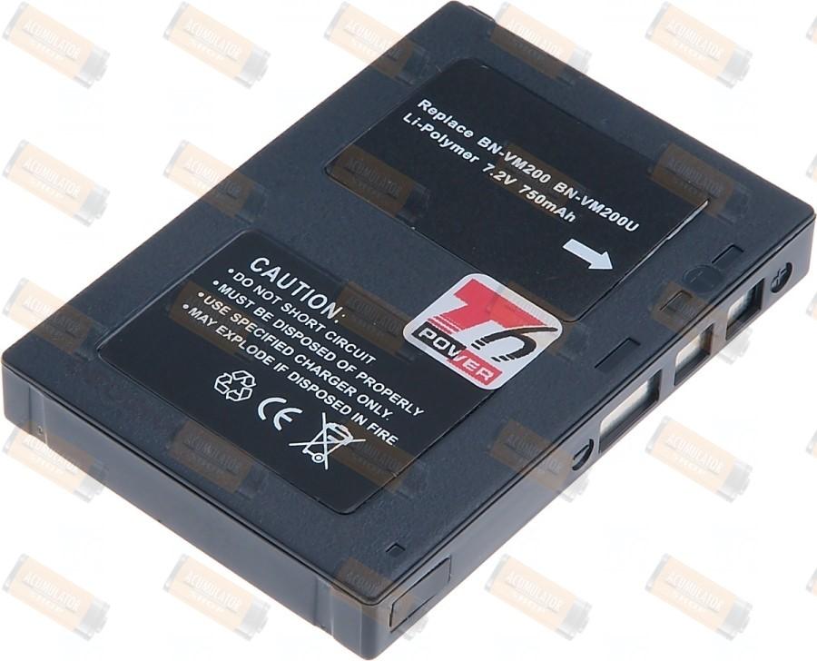 Acumulator compatibil JVC GZ-MC100US