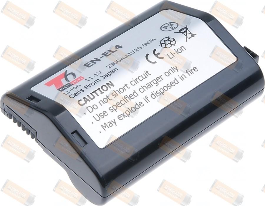 Acumulator compatibil EN-EL4e