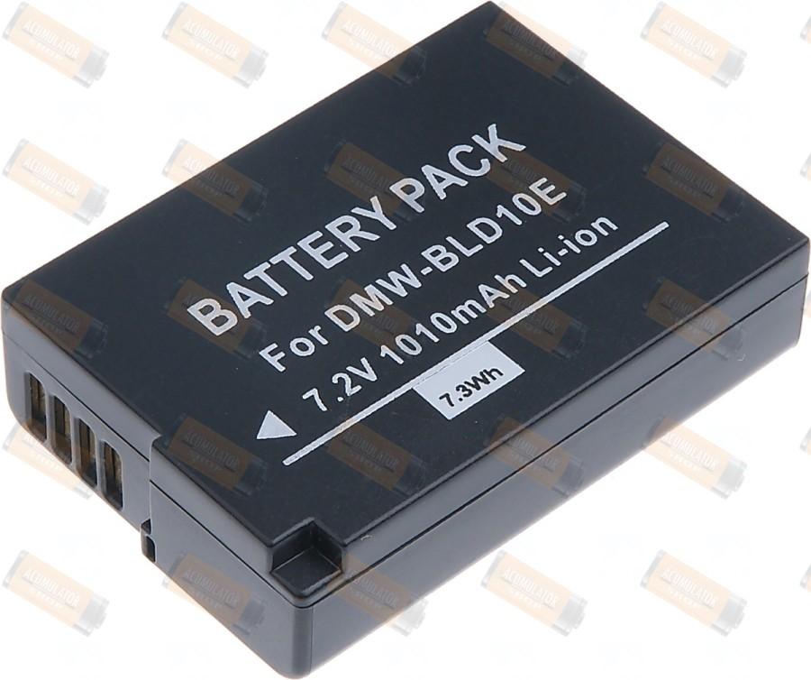 Acumulator compatibil Panasonic Lumix DMC-GF2KW