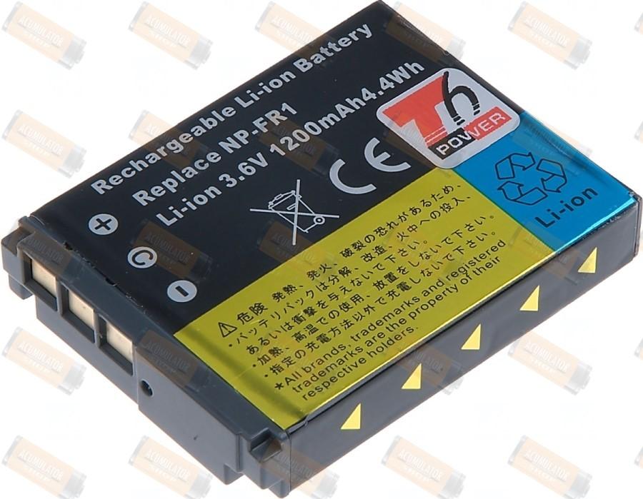 Acumulator compatibil Sony DSC-T50/R