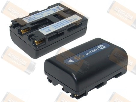 Acumulator compatibil Sony DSLR-A100K