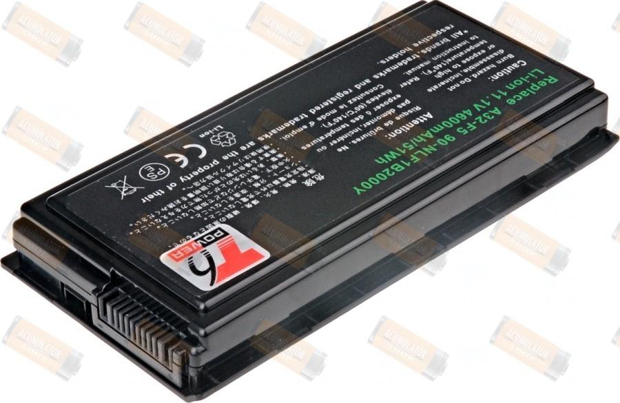 Acumulator compatibil ASUS F5RL