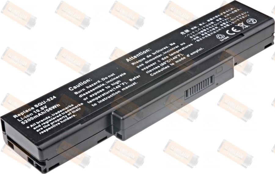 Acumulator compatibil MSI VR601X