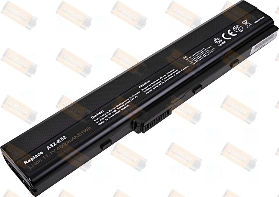 Acumulator compatibil ASUS X52F