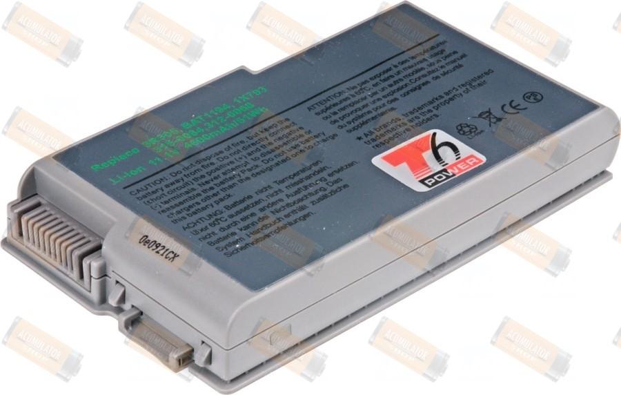 Acumulator compatibil DELL Latitude D520 seria