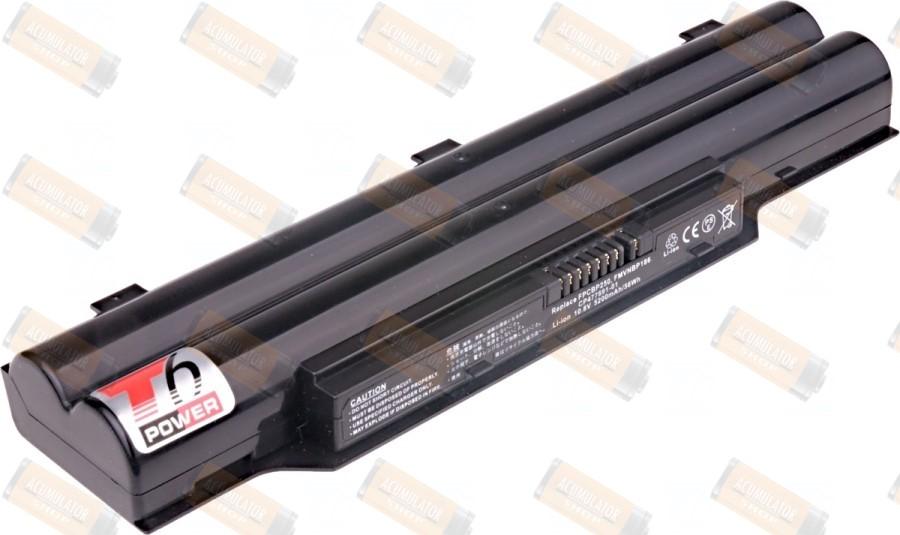 Acumulator compatibil Fujitsu-Siemens LifeBook AH530