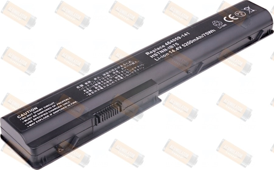 Acumulator compatibil HP Pavilion dv7-3100 seria