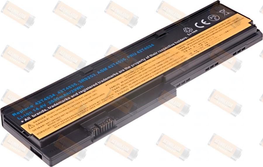 Acumulator compatibil LENOVO ThinkPad X200 7454