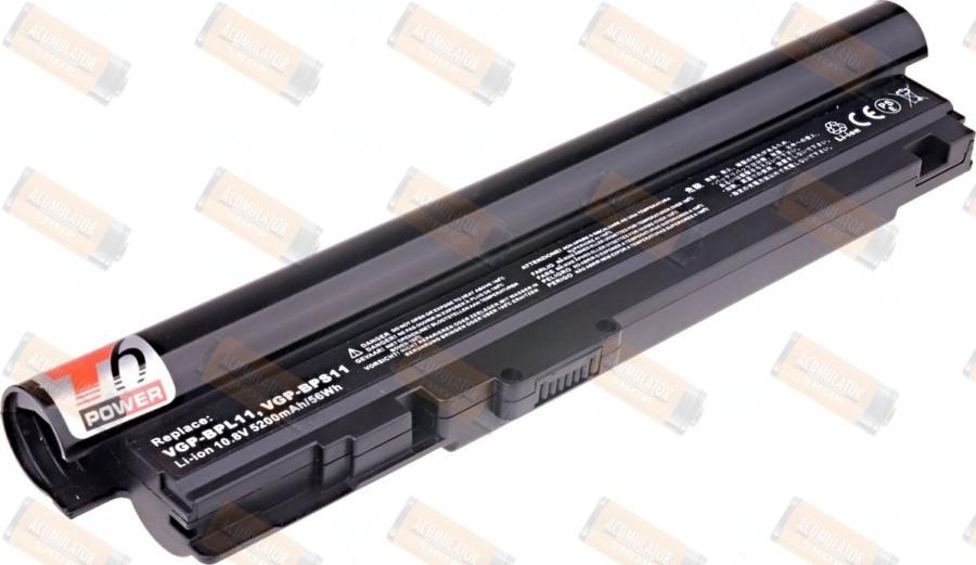 Acumulator compatibil Sony VGN-TZ21 seria