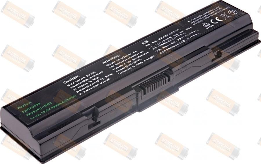 Acumulator compatibil Toshiba Satellite Pro L500 seria