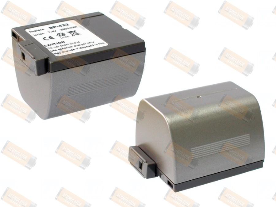 Acumulator compatibil Canon MV4iMC