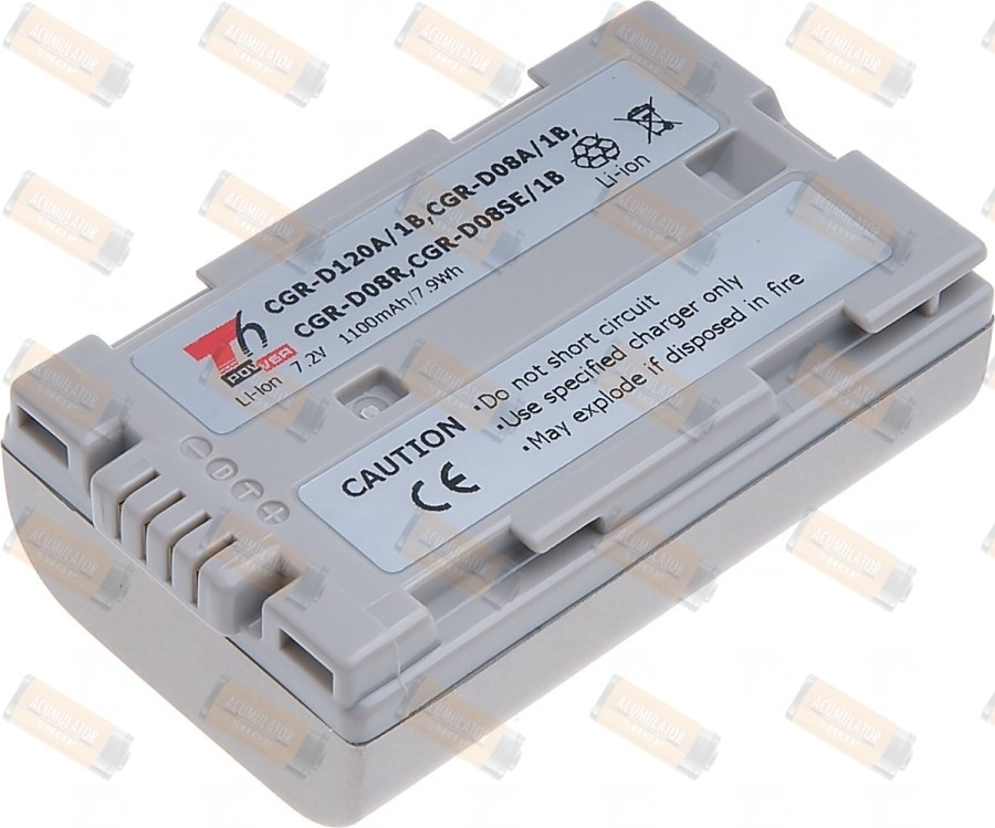 Acumulator compatibil Panasonic NV-DS15EN