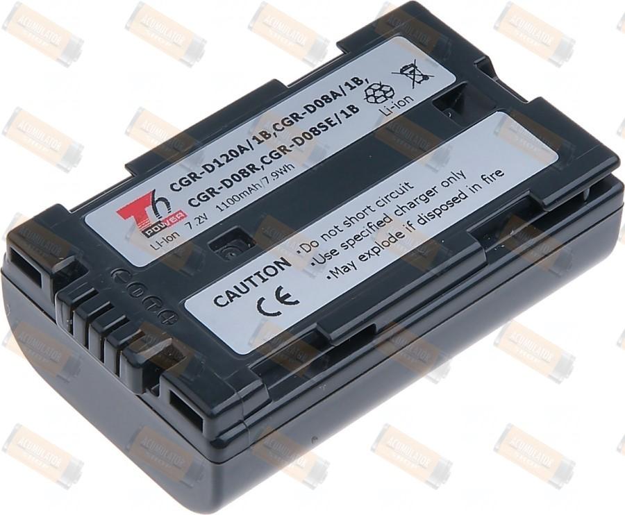 Acumulator compatibil Panasonic NV-GS15EB